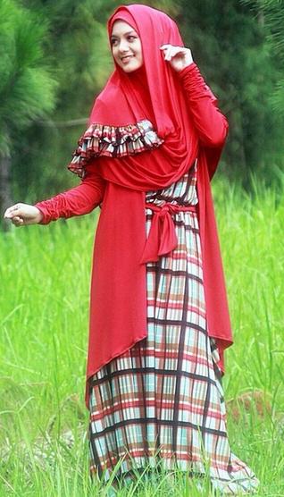 Baju Muslim Trendy Model Baru