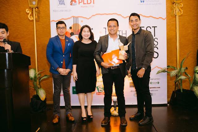 Best Cebu Travel Blogger of 2017 - Ian Limpangog