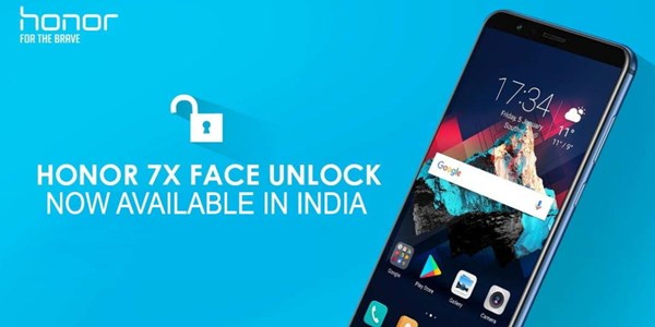 Cara Mengaktifkan Face Unlock di Honor