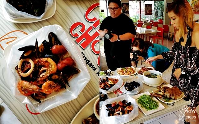 Choobi Choobi Restaurant Cebu YedyLicious Manila Food Blog Review