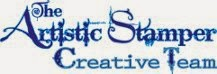 I am proud to have been part of the Artistic Stamper Creative Team