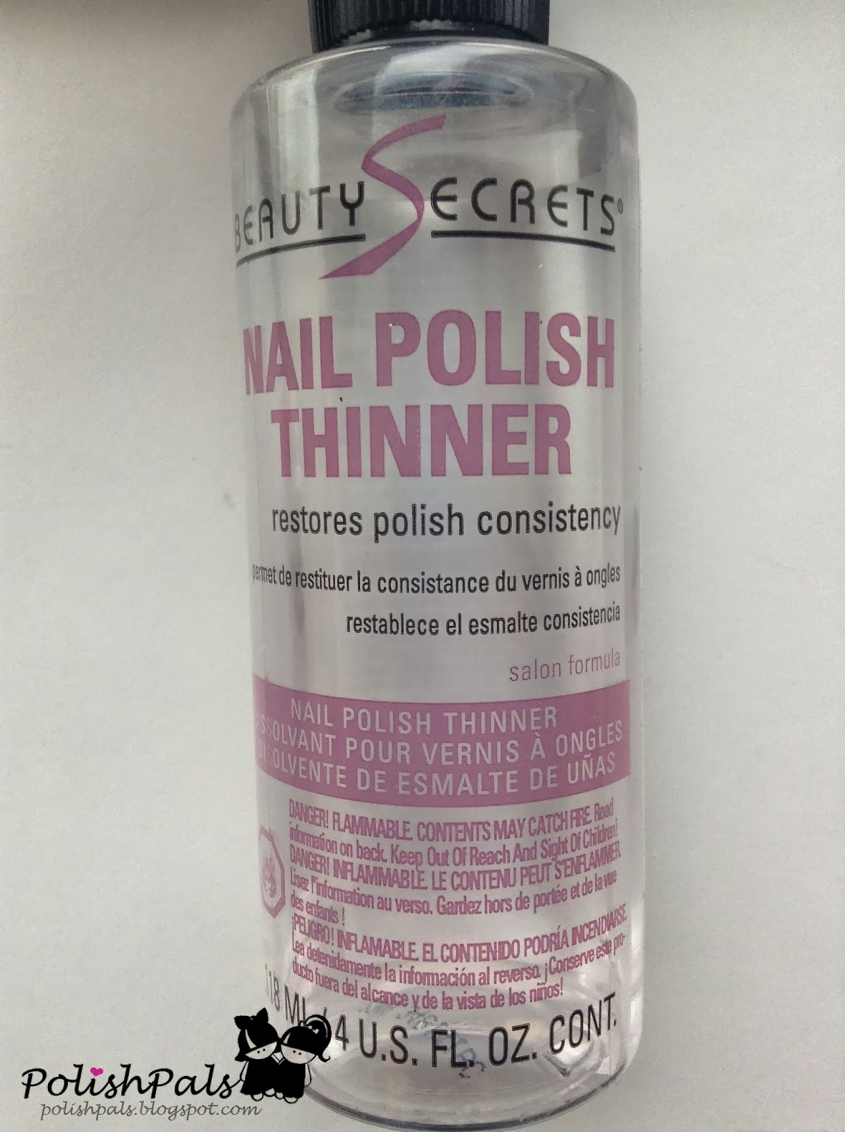 Nail Polish Remover For Paint Thinner – Papillon Day Spa