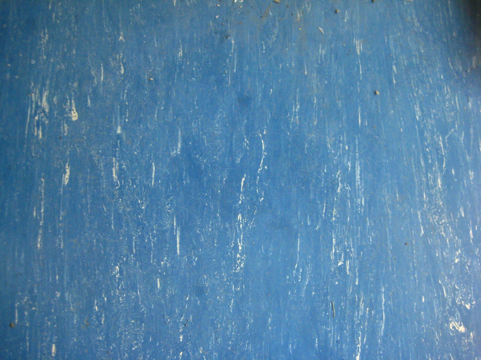 Blue Linoleum Flooring