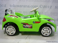 3 Mobil Mainan Aki Junior YLQ3388R BMW Remote Control