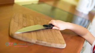10 اشياء قد تؤثر علي سلامة الاطفال في المنزل