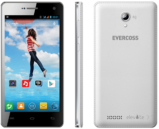 Cara Flash Evercoss A66A Firmware Via PC