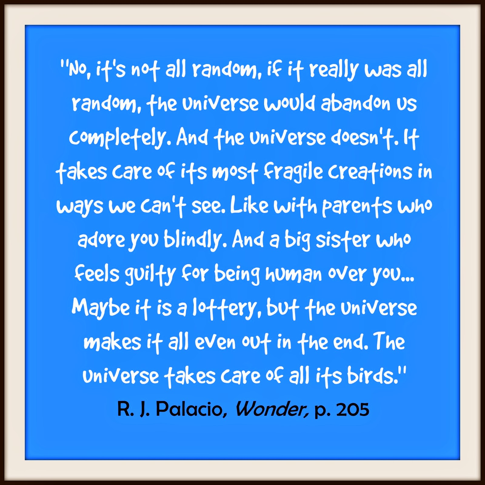 Wonder Book Quotes: A Quest To Create: Wonder