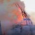 Έσβησε η φωτιά – Βαριά πληγωμένη η Παναγία των Παρισίων!