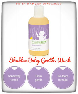 Shaklee-Baby-Gentle-Wash