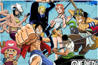 One Piece Episode 001-875 Subtitle Indonesia [Batch]