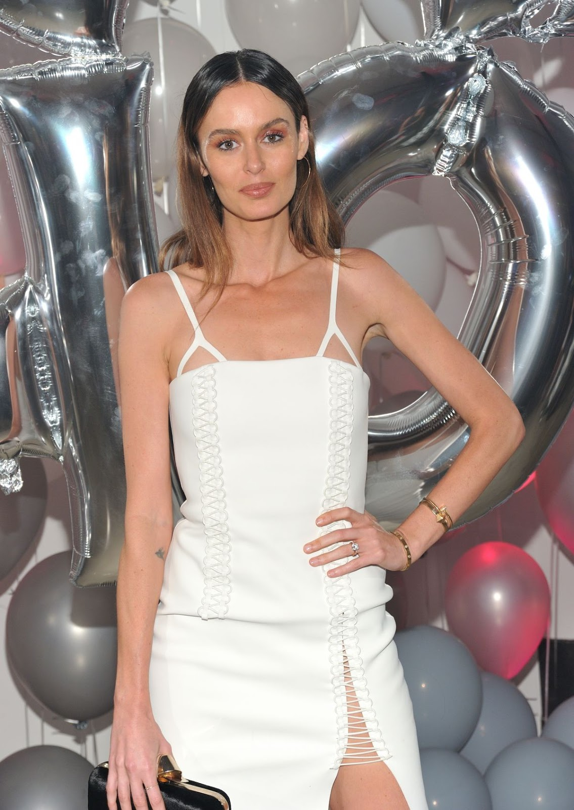 HQ Photos of Nicole Trunfio At Jimmy Choo 20th Anniversary In New York