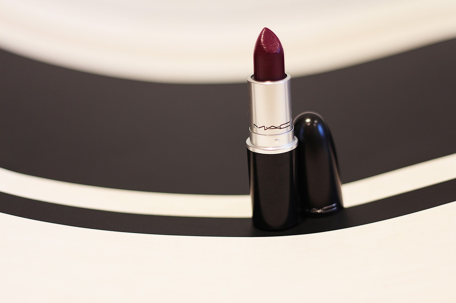 Rebel MAC cosmetics lipstick first impressions