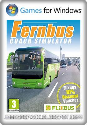 Donload Fernbus Simulator + 2 DLCs (PC) torrent