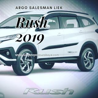 Mobil rush 2019