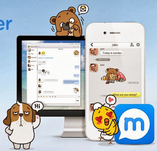 Download MyPeople Messenger di PC Komputer .exe