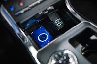2019 Ford Edge Titanium console
