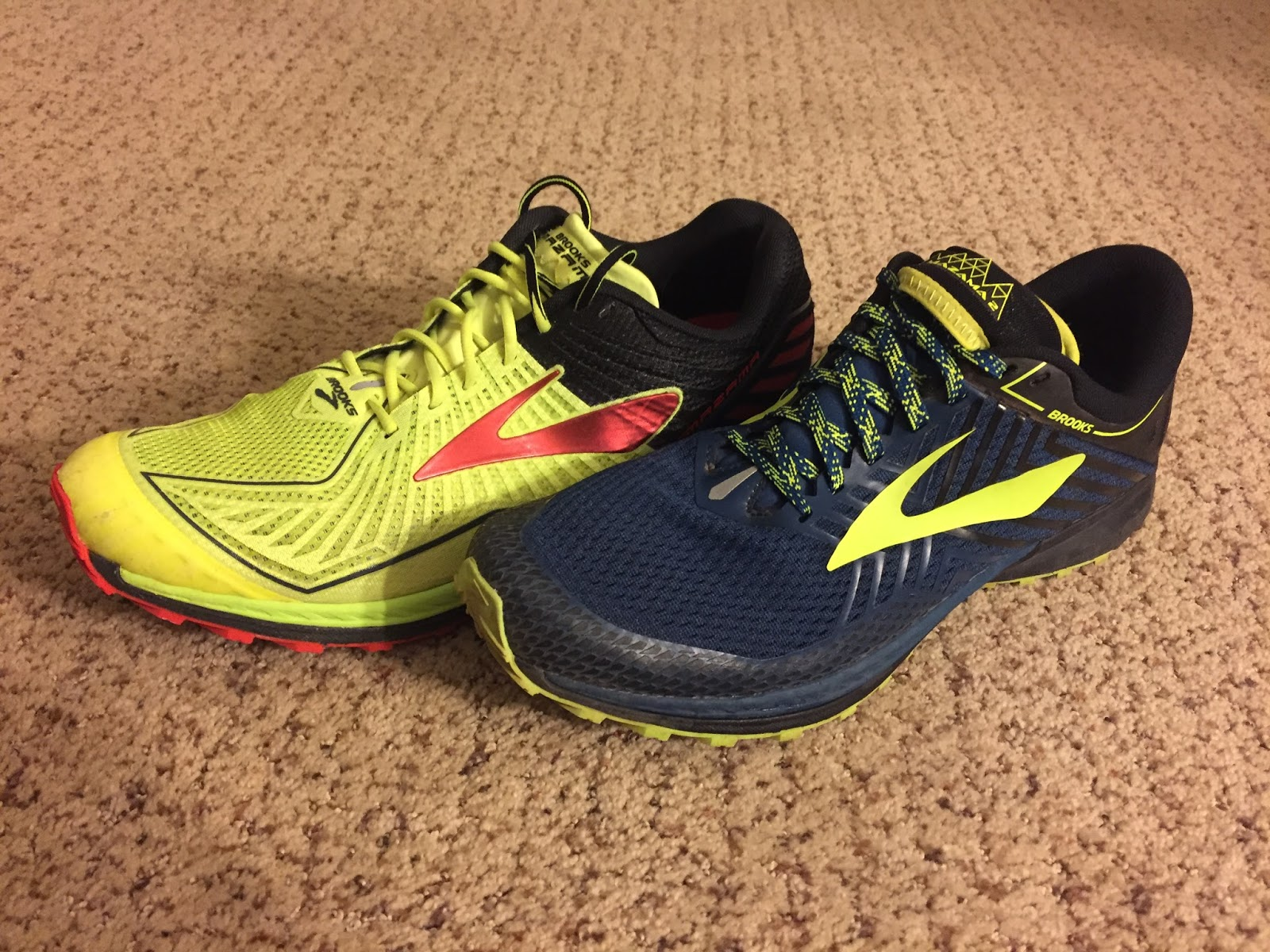a16456bac8b Road Trail Run  Brooks Running Mazama 2 Review - Fastest Uphill ...