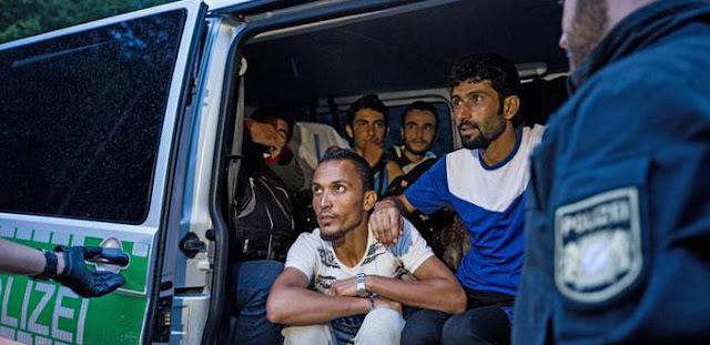 عمليات ترحيل كبيرة للاجئين من ألمانيا