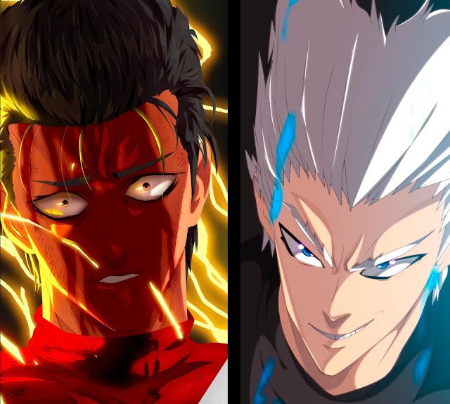 Profil Karakter Garou One Punch Man