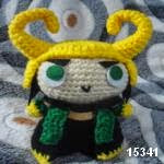 patron gratis muñeco Loki Thor amigurumi, free amigurumi pattern Loki Doll Thor