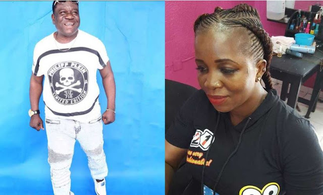 My wife is the prettiest woman in this world - Mr Ibu