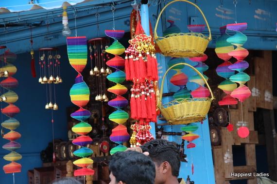 Street vendors chamundi hills 5