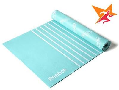 Thảm tập yoag Reebok nhiều màu sắc