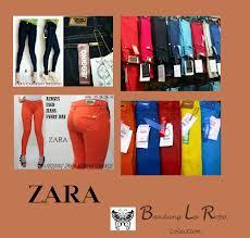 Model Zara Wanita