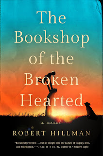 Review of Bookshop of the Broken Hearted by Robert Hillman