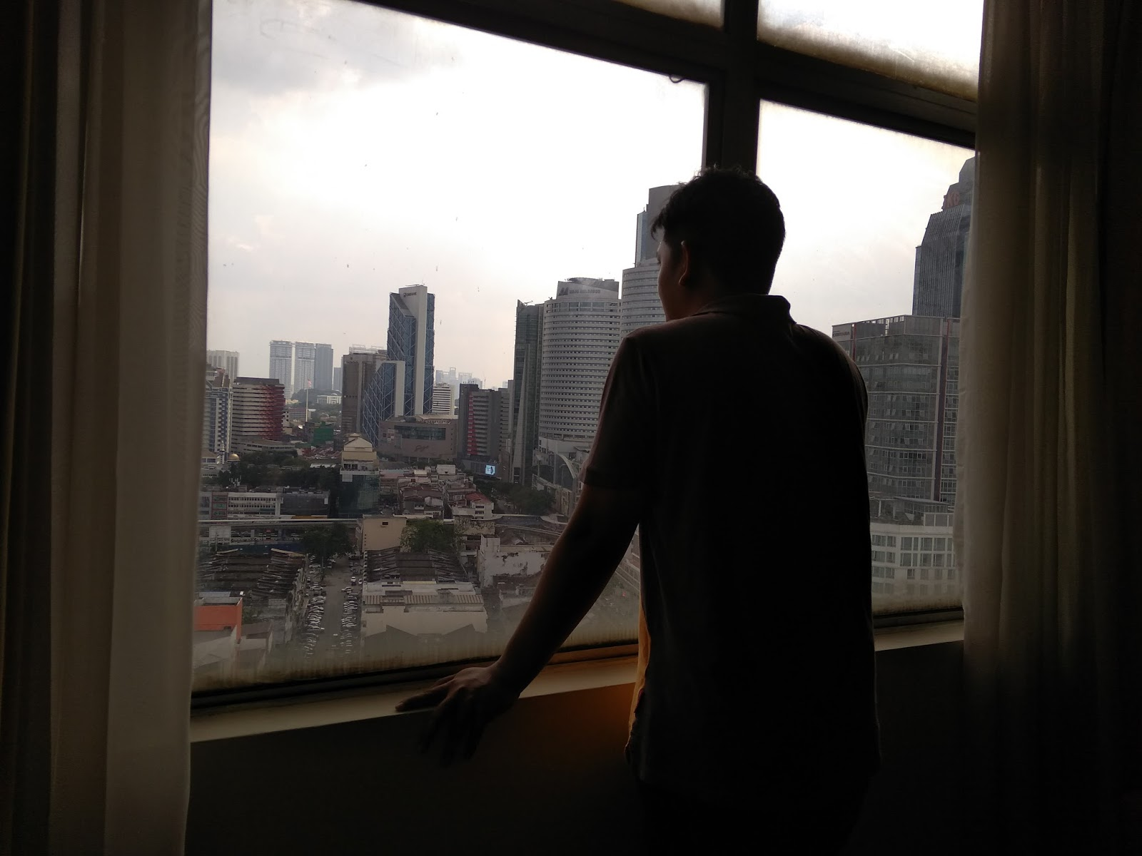Staycation di The Regency Kuala Lumpur