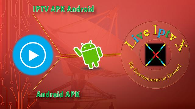 IPTV APK Android
