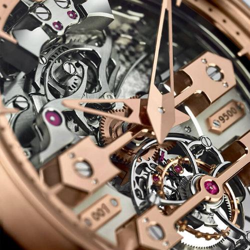 Os melhores relojoeiros do mundo