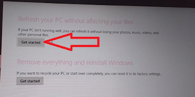 How to Restore Refresh or Reset Windows 8/8.1 RT Laptop/Surface,how to install windows 8.1 RT,how to factory reset windows 8 RT,reset windows surface pro 2 3 1,how to repair windows 8.1 RT,how to install 8.1 RT,how to repair,how to fix,how to solve,how to reset windows surface pro,how to refresh windows 10 RT,refresh without losing data,Refresh your pc without affecting your files,window 8 RT,Windows 8.1 RT,how to restore windows 10,windows 10 RT repair Easy method to refresh or restore windows RT notebook and Windows surface pro  click here for more detail...   Lenovo IdeaPad Yoga 11, Asus VivoTab RT, Dell XPS 10, Microsoft Surface 2 4GLTE, Microsoft Surface Pro 4, Microsoft Surface 3 4G LTE, Samsung Galaxy TabPro S, Huawei MateBook, Dell Inspiron 13, ASUS Transformer Mini, Lenovo Flex 3, Surface 3, HP Spectre x360, Lenovo ThinkPad Yoga 12, Lenovo ThinkPad Yoga 14, Acer Aspire Switch 11, Lenovo ThinkPad 10, Microsoft Surface, Samsung Ativ Tab, Microsoft Surface RT,