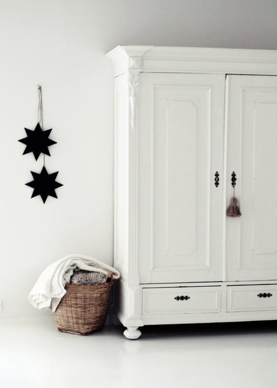 Tr s armarios vintage de estilo r stico y vintage - Tres estudio ...