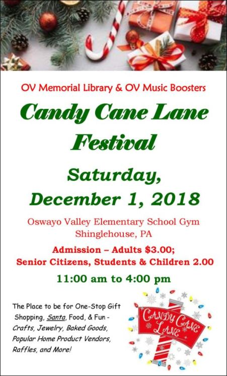 12-1 Candy Cane Lane Festival