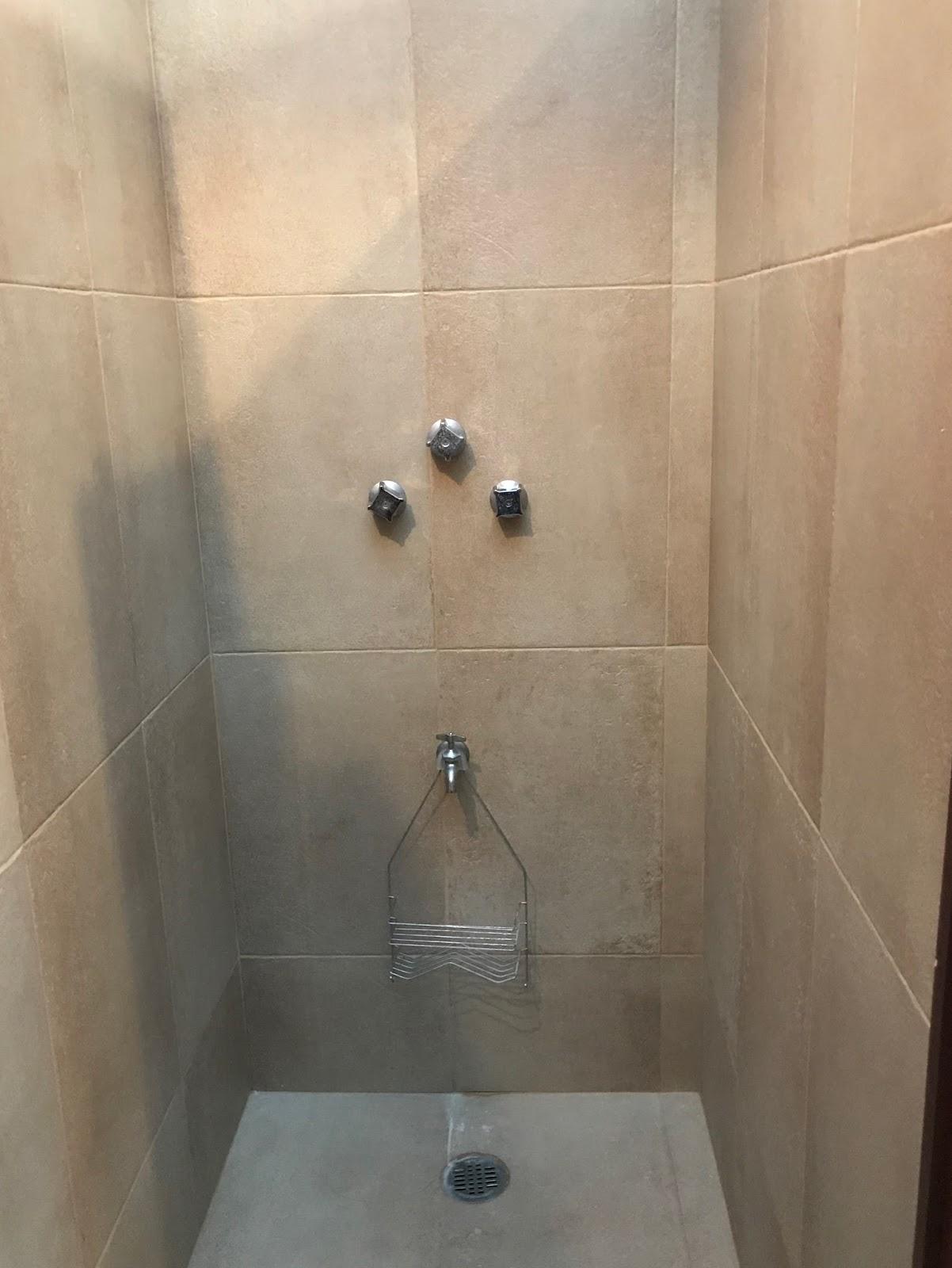 Rock the Kasbah: Hostile Showers