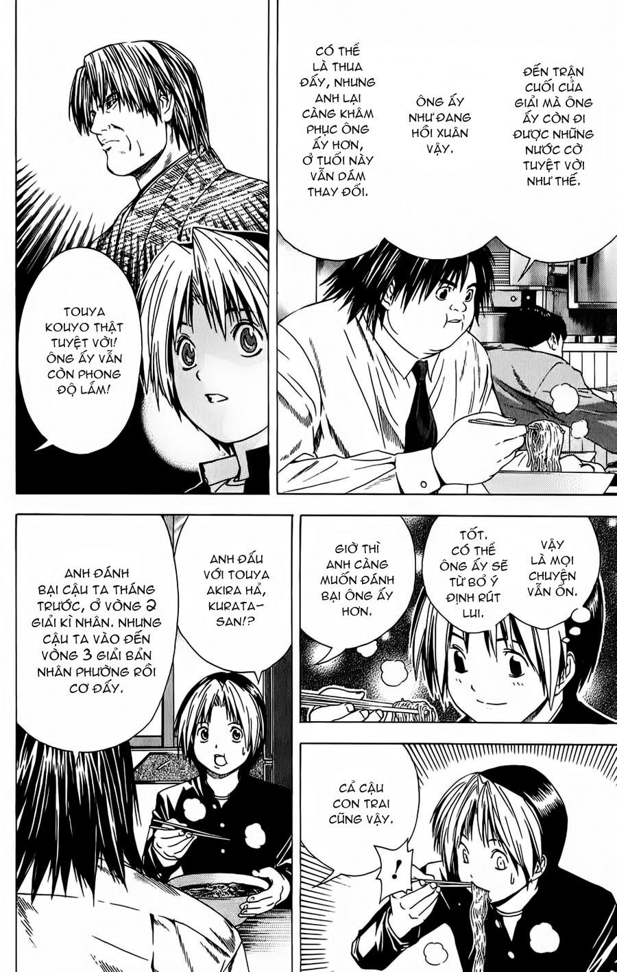 Hikaru No Go hikaru no go chap 119 trang 16