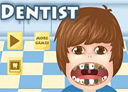 Baby Justin Bieber dentist juego
