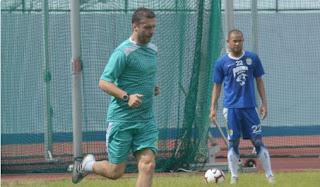 Usai Pimpin Latihan Perdana Persib, Radovic Pulang ke Montenegro