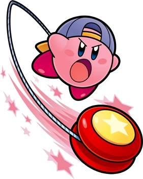 Image result for yo yo kirby snes