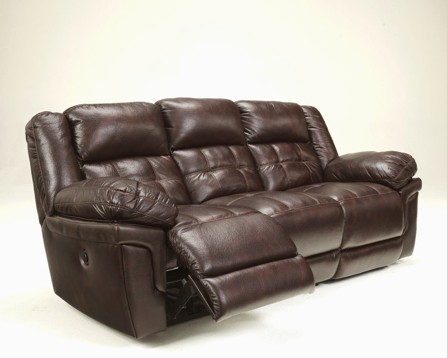 Where Is The Best Place To Buy Recliner Sofa Ashley Faux Leather Reclining Sofa