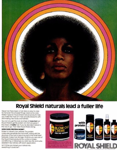 vintage afro hairstyles - 16 fascinating