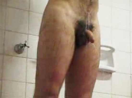 male shower cam
