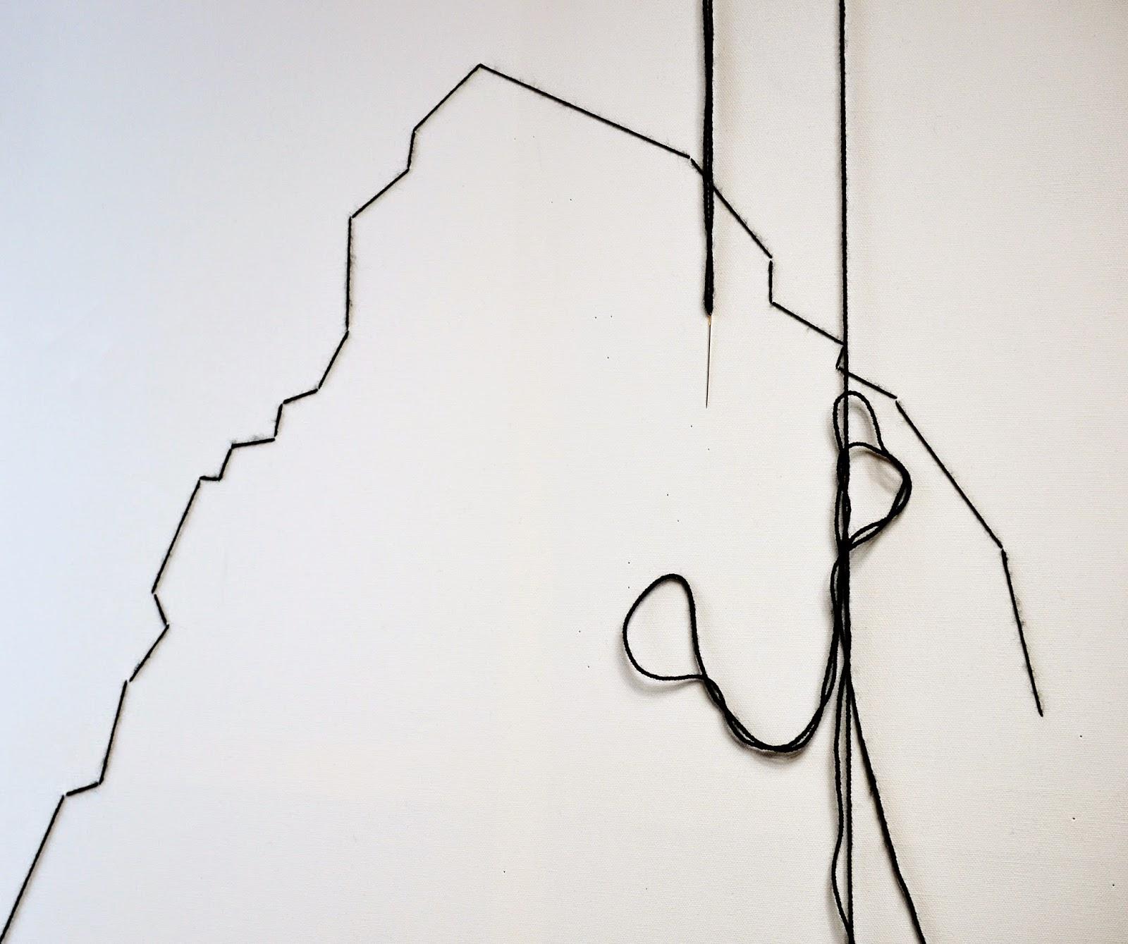 DIY Geometric String Art   Motte's Blog