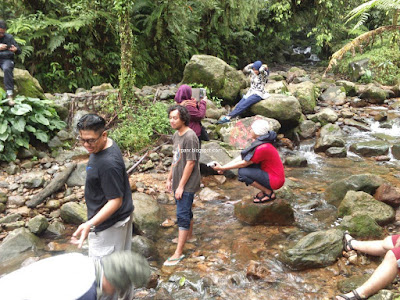 Hiking Track Salak