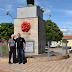 Após pedido do Vereador Paulinho Linares, Prefeitura pinta Praça da Padroeira