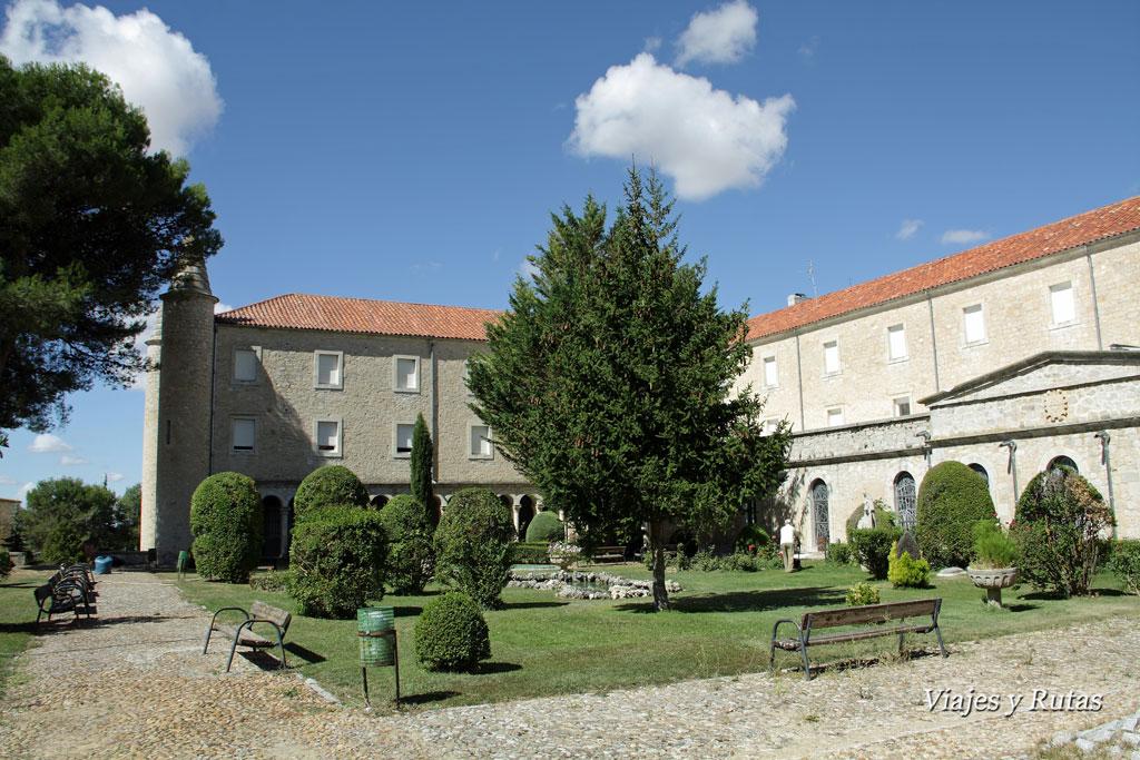Convento de los padres dominicos, Torreón de los Guzmán, Caleruega, Burgos