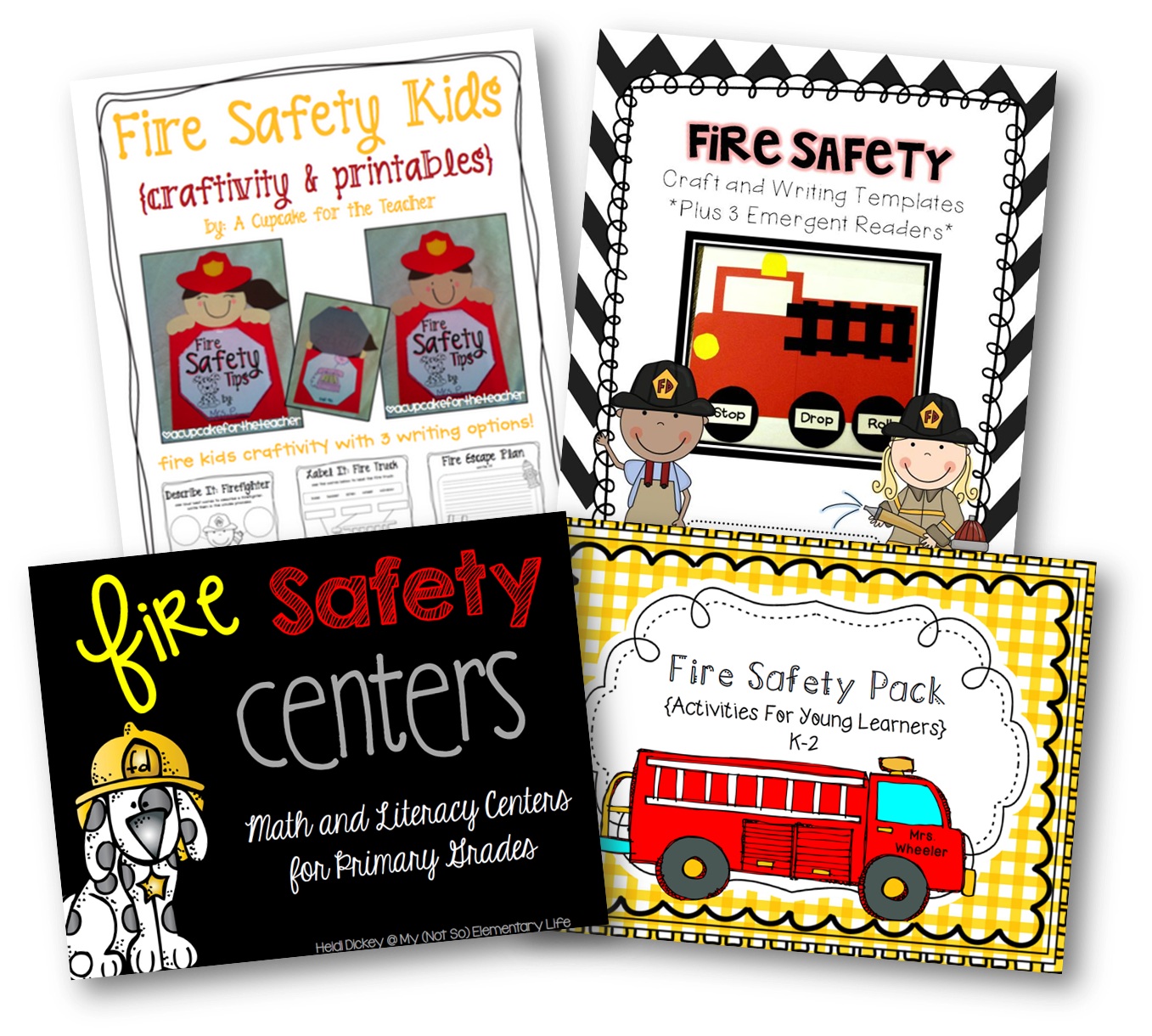 Fire Safety Week And A Quick Giveaway