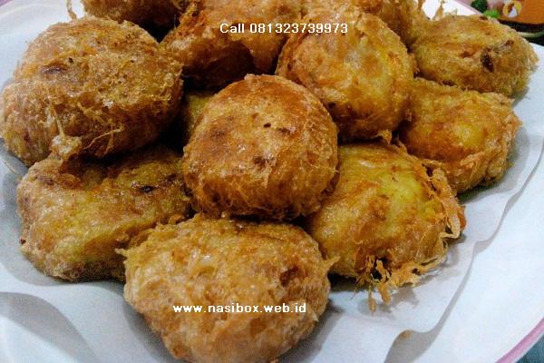 Resep perkedel kentang ala rumah makan ciwidey