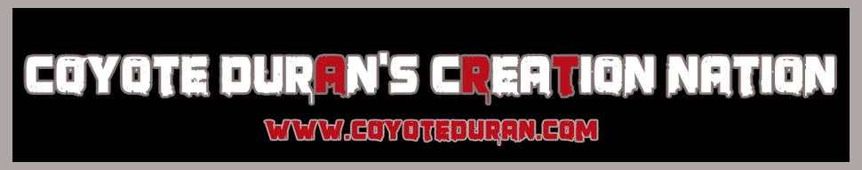 Coyote Duran's Creation Nation